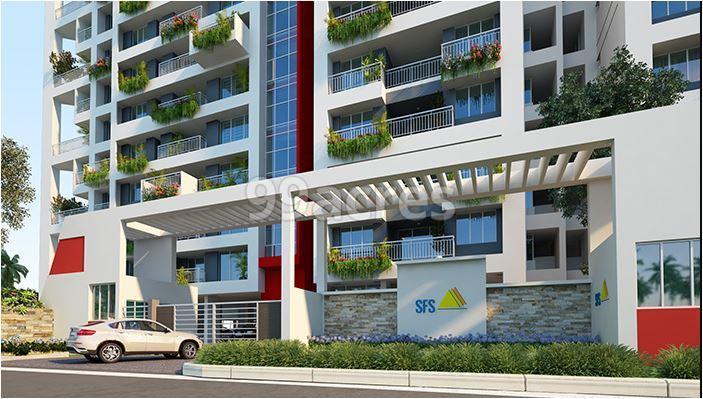 SFS Sunnyvale Entrance