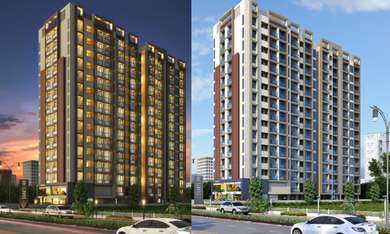 Shakti Homes Shakti 140 Thaltej, SG Highway & Surroundings