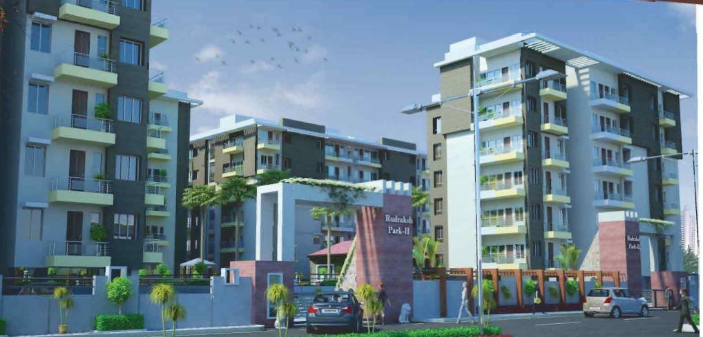 Shaligram Rudraksh Park phase 2 Artistic Entrance View