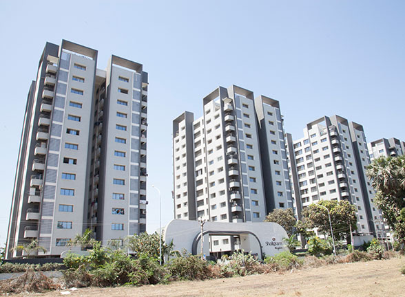 Shaligram Heights in Althan, Surat