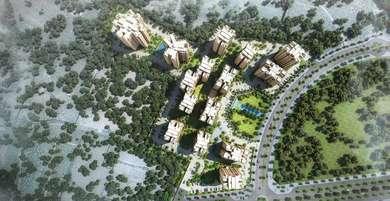 Shalimar Shalimar One World The Chalets Gomti Nagar Extension, Lucknow