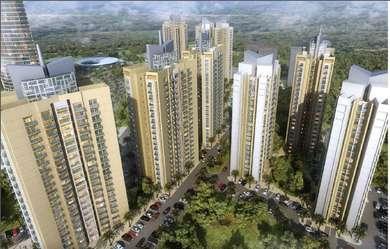 Shalimar Corp Shalimar Oneworld Vista Gomti Nagar Extension, Lucknow