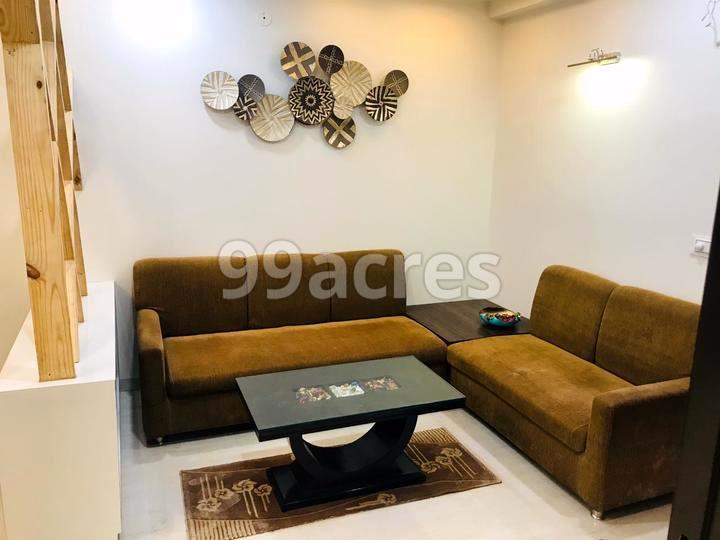 Shalimar Nandanam Living Room
