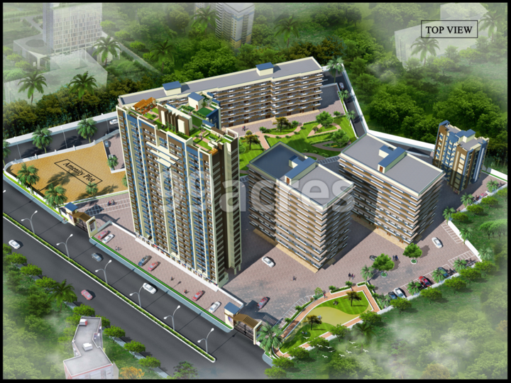 Sunshine Green Park Phase 3 Aerial View