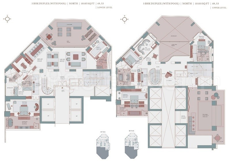 SD Corporation SD The Imperial Floor Plan - SD The Imperial Tardeo ...