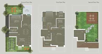 3 BHK Villa in Parkrest Villas