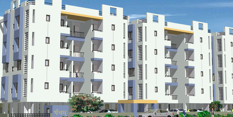 Sheladia Pancham Apartments