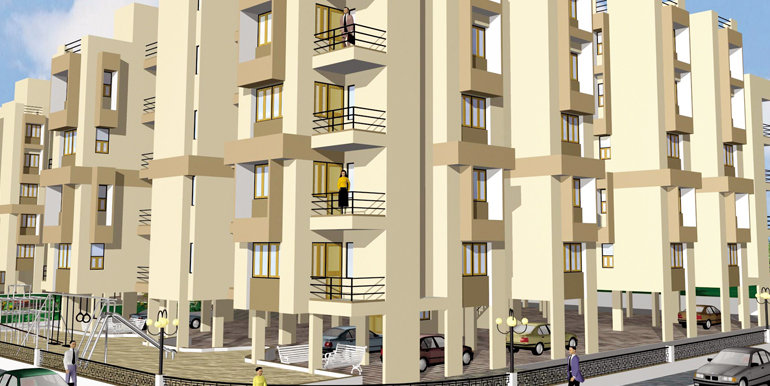 Sheladia Pratishtha Apartments