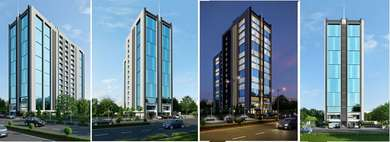 Sheth Corp Sheth Corporate Tower Ellisbridge, Ahmedabad West