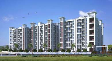 Shiv and Parmar Construction and Indus Properties Shiv Zen World Manjri, Pune