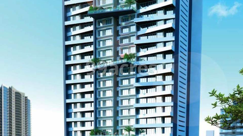 Shiv Shakti Tower 28 Elevation