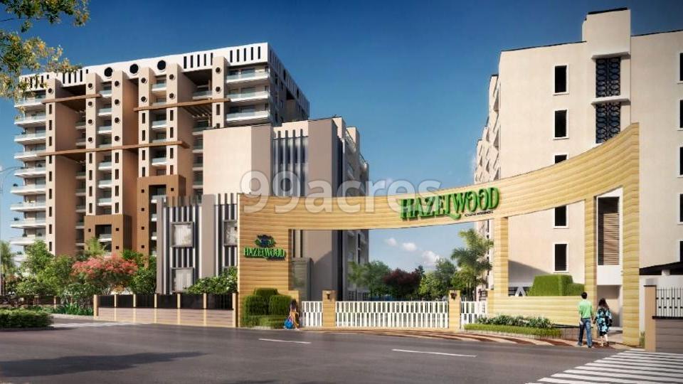 Riverdale Hazelwood Residencies Entrance