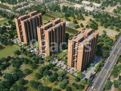 Shivalik Projects and Sharda Shivalik Sharda Park View Shela, SG Highway & Surroundings