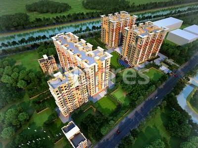 Shrachi Realty Shrachi Greenwood Nest New Town, Kolkata East