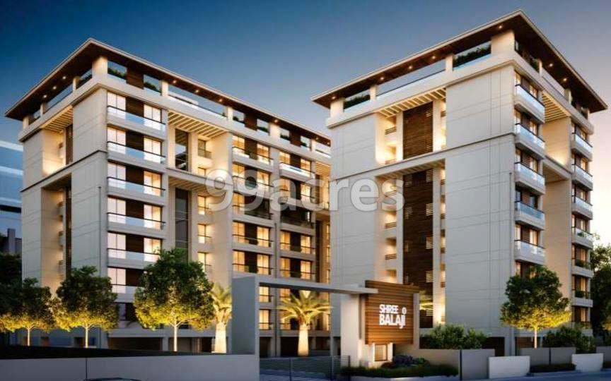 Shree Balaji Skyrise Vadodara, Atladra | Price List, Brochure, Floor