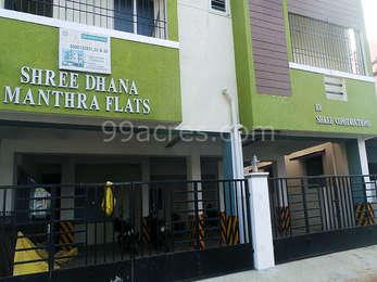 Shree Constructions Builders Shree Dhana Manthra Flats Vanagaram, Chennai West