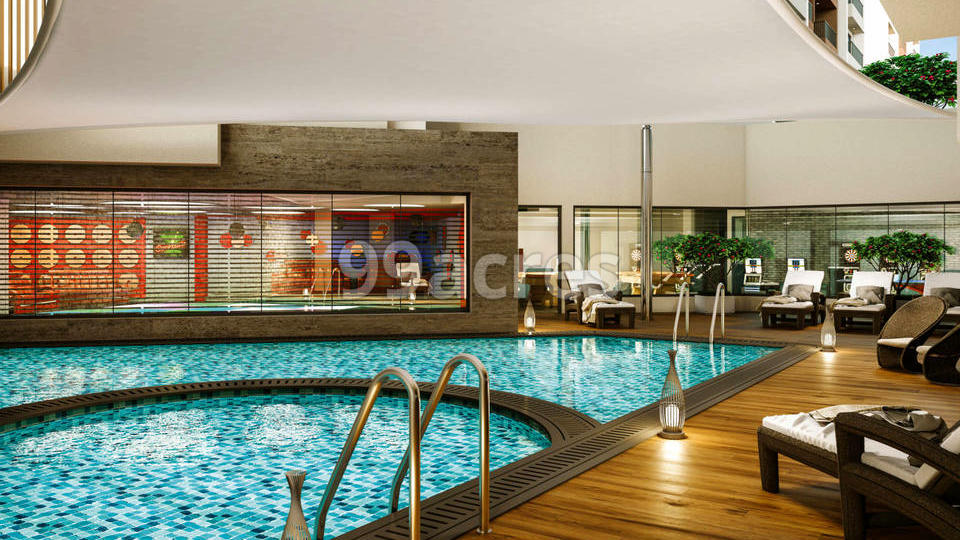 Shree Darshanam Skydeck Swimming Pool