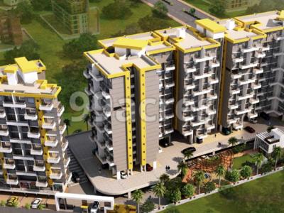 Shree Dharmaraj Developers and Shree Sonigara Deve Raajlaxmi Greens Ravet, Pune