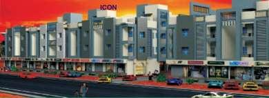 Shree Gayatri Realty Builders Satyamev Chhavani Icon Apartments Motera, Gandhinagar & Sabarmati