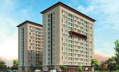 Shree Krishna Group SKG Eastern Winds Kurla (East), Central Mumbai suburbs