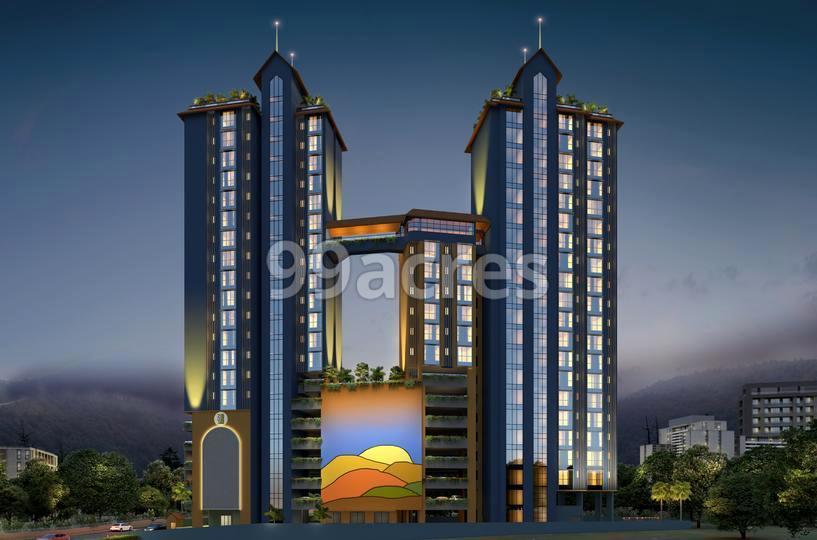 Shree Mount Resort Elevation