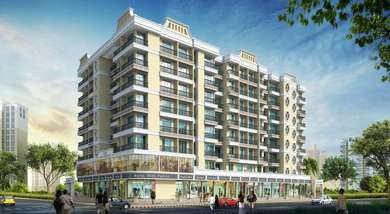 Shree Kulswami Developers Om Residency Shilphata, Mumbai Navi