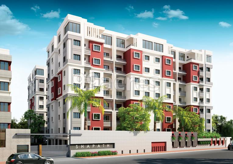 Shapath Apartment Elevation