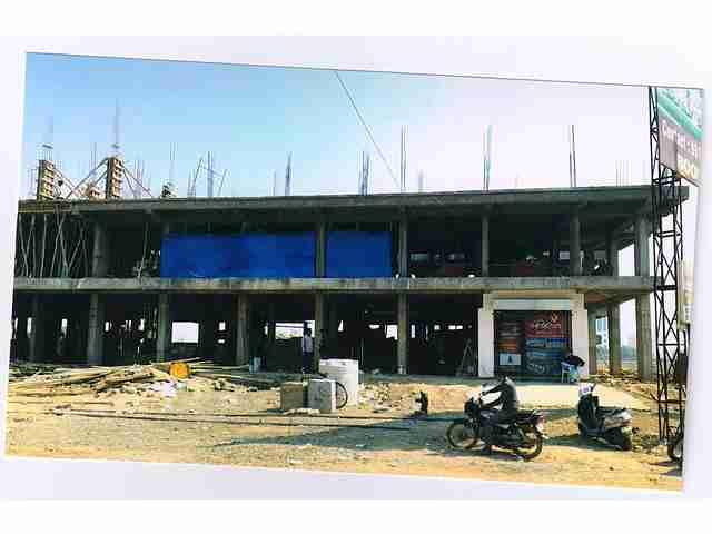 Shree Swaminarayan Niketan construction status 06/09/2019