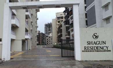 Shagun Realty Shagun Residency Roadpali, Mumbai Navi