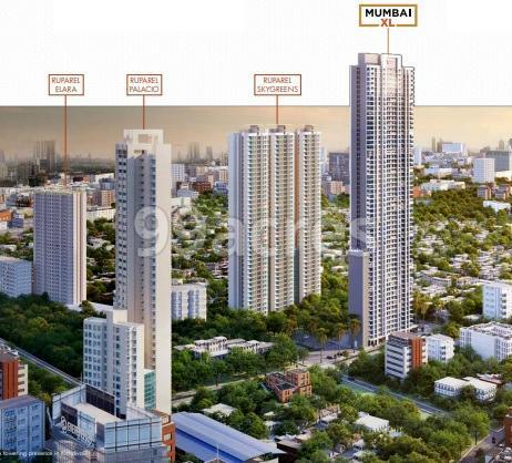 Ruparel Mumbai XL Elevation