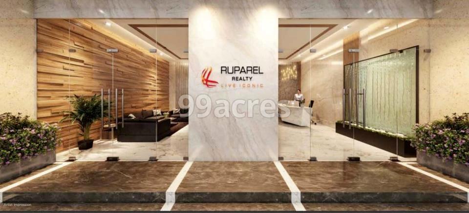 Ruparel Mumbai XL Entrance Lobby