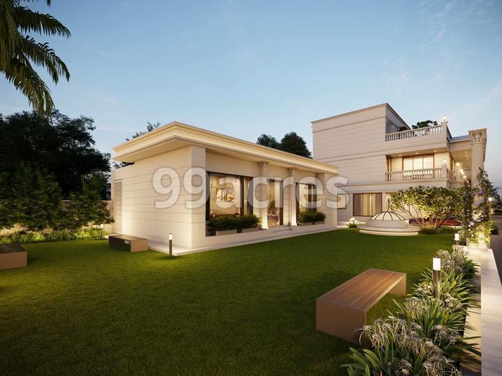 Shree Four Villa Club House