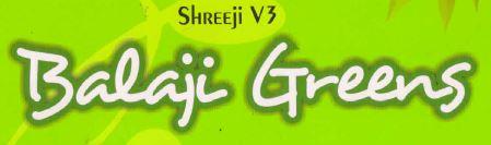 LOGO - Shreeji V3 Balaji Greens