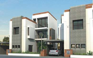 Shreenath Group Shreenath Bungalows Gotri, Vadodara