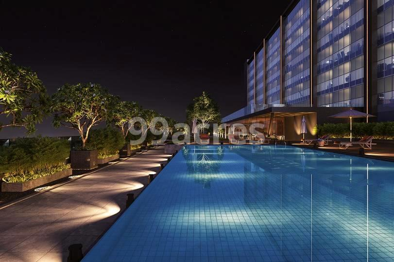 Shreenathji Times Square Grand Swimming Pool