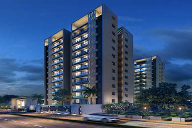 Shreepad Group Builders Shreepad Anantta PAL, Surat