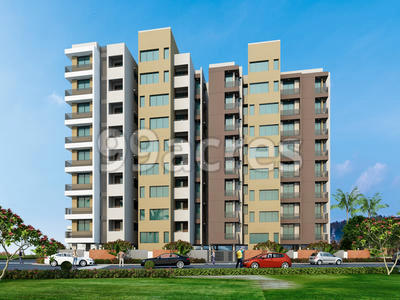 Shreesuvidha Cozy Homes Pushti Vatika Mavdi, Rajkot