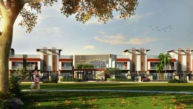 Shri Balaji Infrastructures and Shubhankar Dwellin Swastik Grand Villas Misrod, Bhopal
