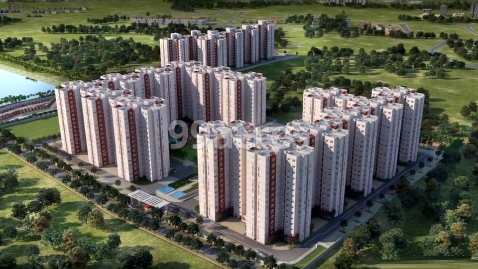 Shriram Codename Dil Chahta Hai Aerial View