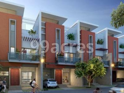 Shriram Properties Shriram Townhouses Mangadu, Chennai West