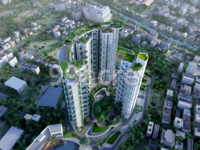 Siddha Group Siddha Sky Chingrighata, Kolkata East