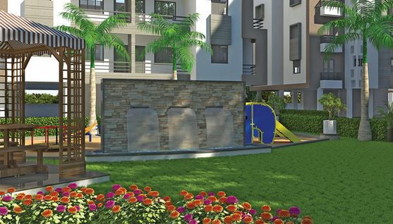 Siddharth Square Garden 2