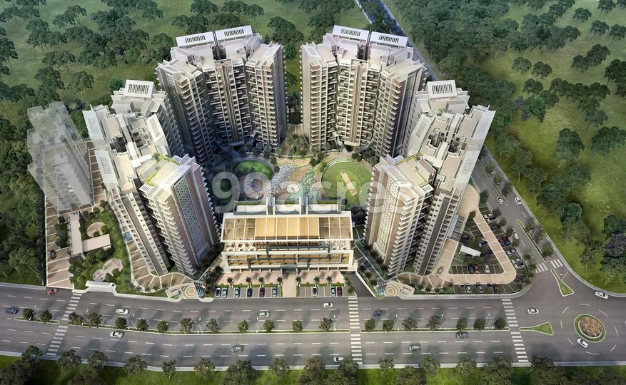 Siddhashila Eela Aerial View