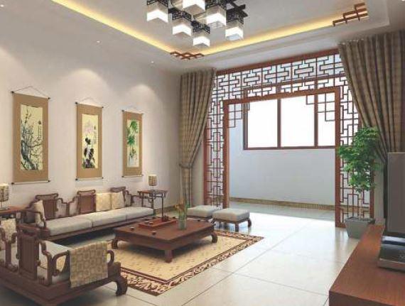 Siddhi Shankar Bhadram Living Room