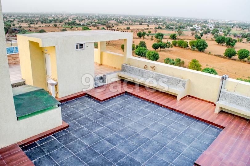 Sidheshwar Apna Ashiyana Anant Anand Sitout Area