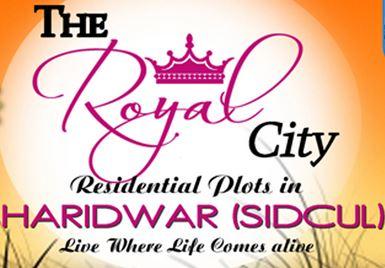 LOGO - Sidhyansh The Royal City
