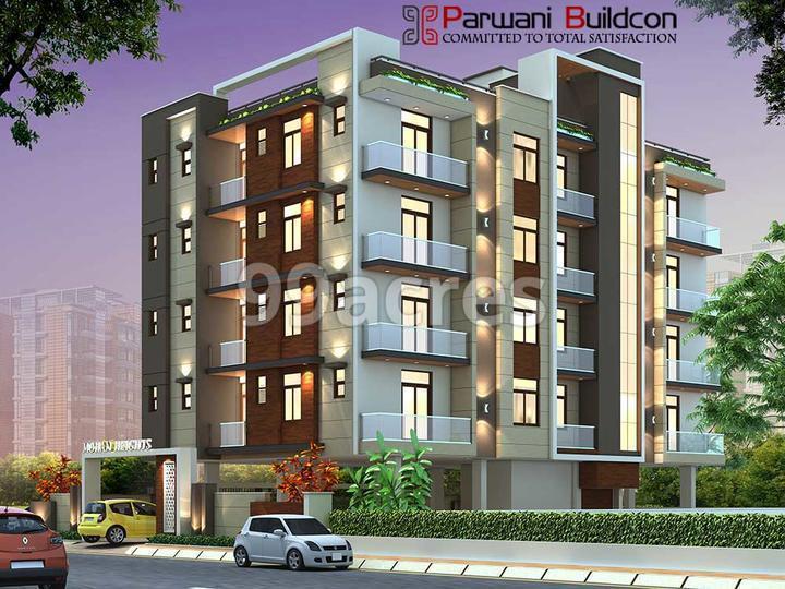 Parwani Mohan Heights Elevation