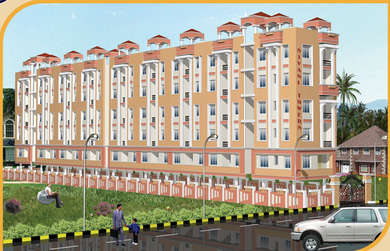 Sivani Developers and Promoters Sivani Towers Atchutapuram, Vishakhapatnam