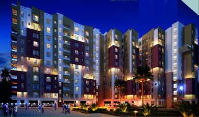 SKDJ Group SKDJ Parnasree Green Phase 2 Behala, Kolkata South