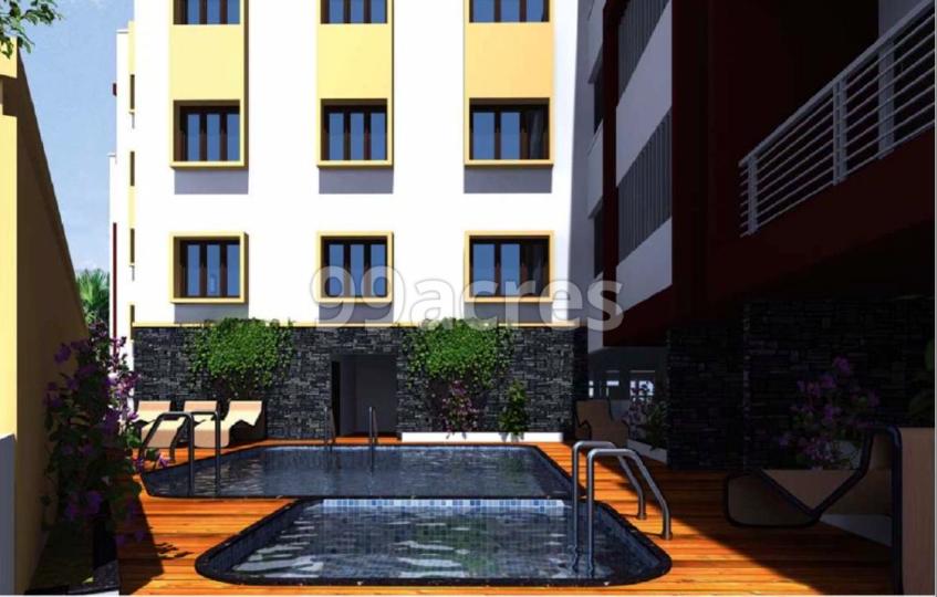 SLV Nakshatra Swimming Pool